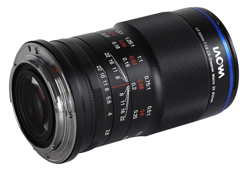 Laowa 65mm F2.8 2x Macro APO lens for Sony E-mount