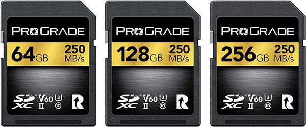 ProGrade V60 UHS-II
