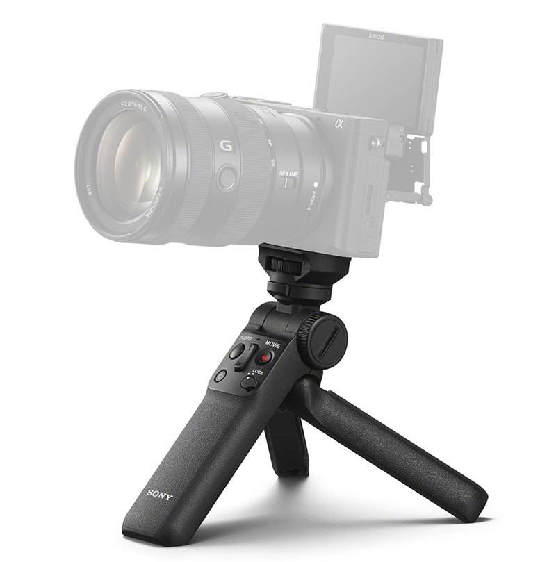 Sony GP-VPT2BT Wireless Shooting Grip Tripod