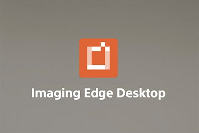 Sony Imaging Edge Desktop 1.0
