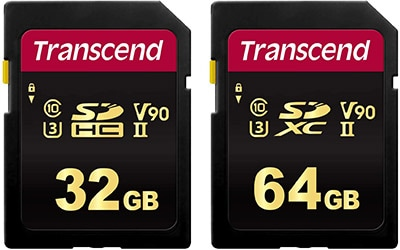 Transcend SD 700S SD Cards