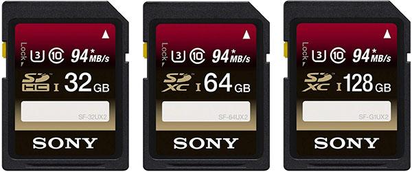 Sony Expert Series UHS-I
