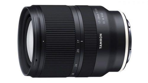 Tamron 17-28mm F2.8 Di III RXD Lens