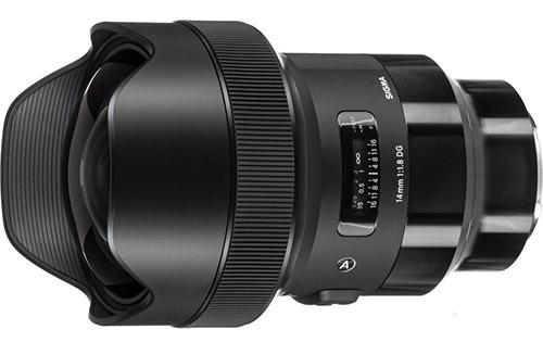 Sigma 14mm 1.8 DG HSM Art for Sony FE