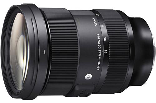 Sigma 24-70mm F2.8 DG DN Art for Sony FE