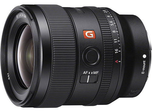 Sony FE 24mm F1.4 GM Lens