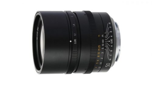 TTArtisan 50mm F0.95 Lens Sony E-mount