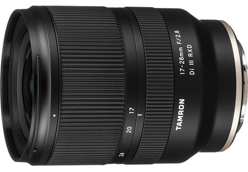 Tamron 17-28mm F2.8 Di III RXD for Sony FE