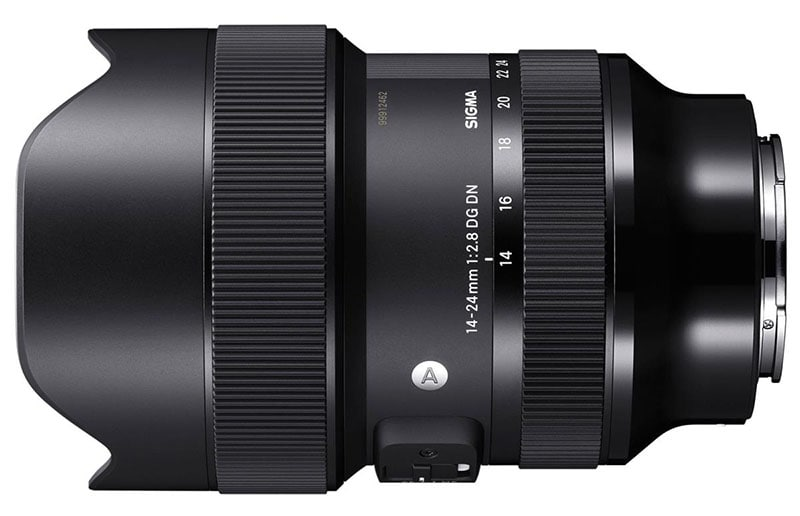 Firmware Update 1.2 for Sigma 14-24mm F2.8 DG DN Art Lens