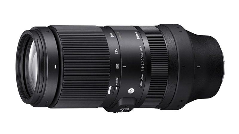 Sigma 100-400mm F5-6.3 DG DN OS Lens