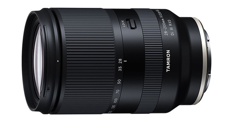 Tamron 28-200mm F2.8-5.6 Zoom Lens
