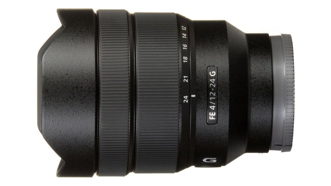 Sony 12-24 F4 G Lens