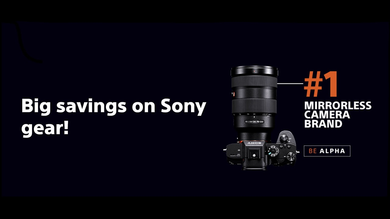 Sony USA Camera Deals June 2020