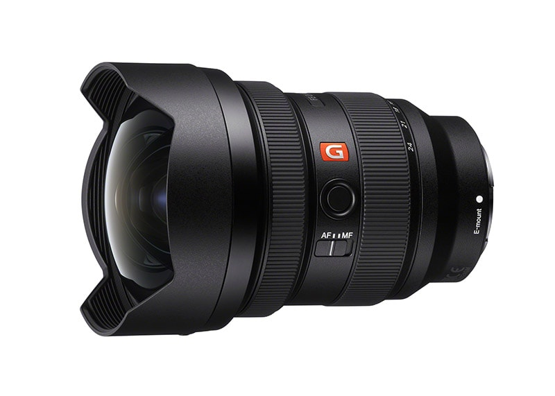 Sony Announces $3000 FE 12-24 F2.8 GM Lens