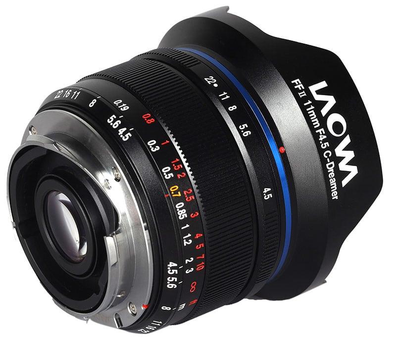 Laowa 11mm f/4.5 FF RL Rear