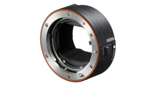 Sony A-mount to E-mount Lens Adapter LA-EA5