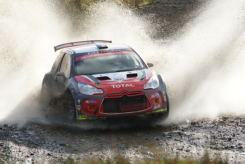 Citroen WRC taken with Sony a6500 and SEL100400GM Lens
