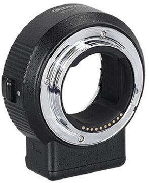 commlite cm-enf-e1 pro lens adapter