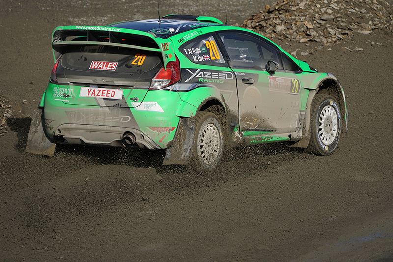 Ford WRC taken with Sony a6500 and SEL100400GM Lens
