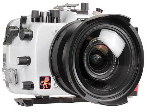 ikelite 200dl underwater housing for sony a7iii