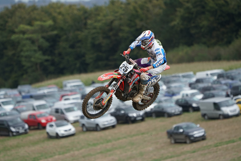 Honda Motocross taken with Sony a6500 and SEL100400GM Lens