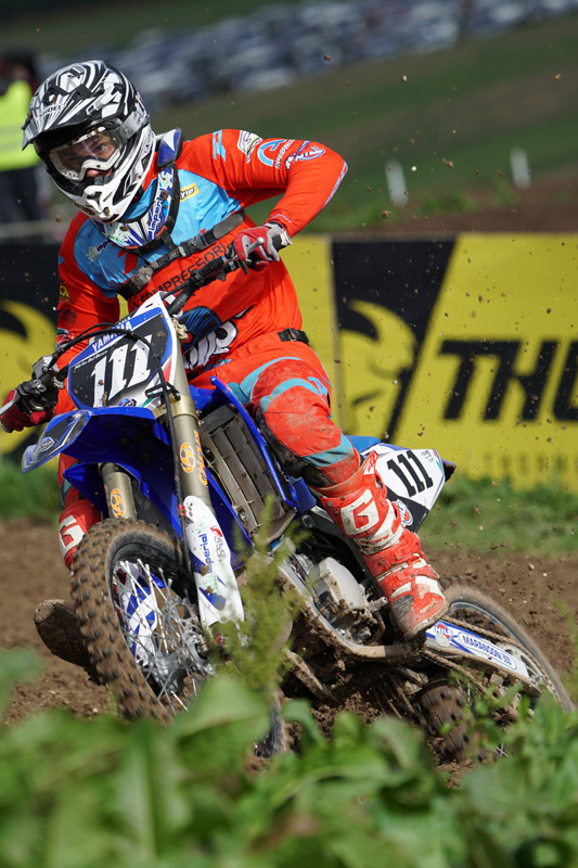 Yamaha Motocross taken with Sony a6500 and SEL100400GM Lens