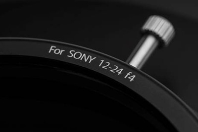 Sony 12-24 Filter Holders