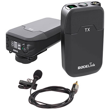 rode rodelink wireless filmmaker kit sony
