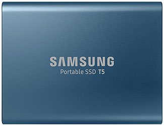 samsung t5 portable ssd backup