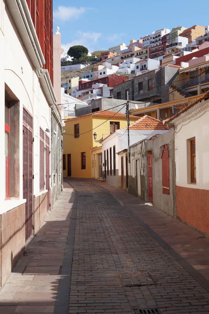 Sony SEL18135 Sample - San Sebastian La Gomera