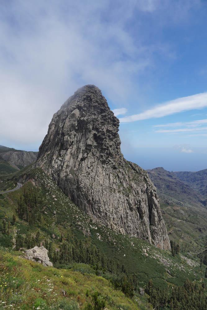 Sony SEL18135 Sample - Roque de Agando La Gomera
