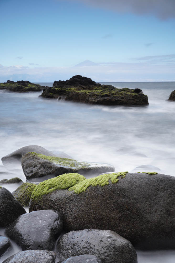 Sony SEL18135 Sample - La Gomera Seascape