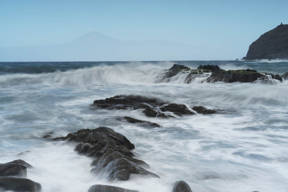 Sony SEL18135 Sample - Seascape La Gomera