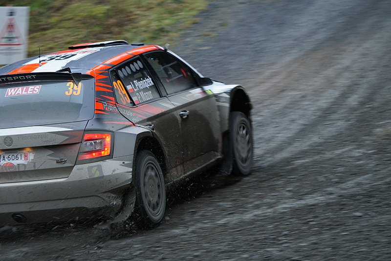 Skoda Forest WRC taken with Sony a6500 and SEL100400GM Lens