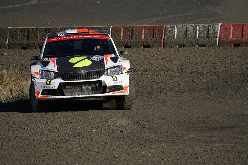Skoda Surmat WRC taken with Sony a6500 and SEL100400GM Lens