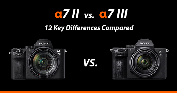 Sony a7II vs a7III - 12 Key Differences Compared - Alpha Shooters
