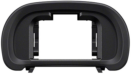 sony fdaep18 eyecup for sony a7iii