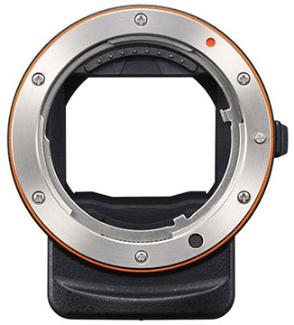 sony la-ea3 lens adapter