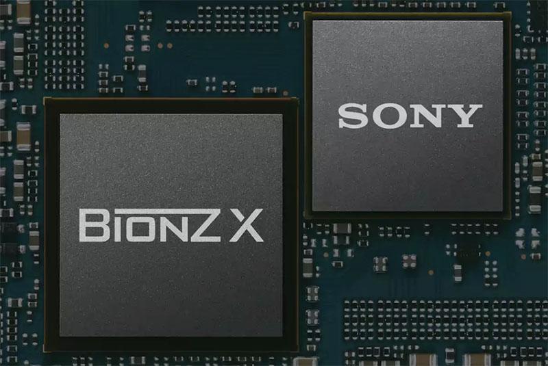sony rx100 vi processor