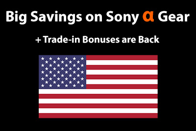 USA Sony Deals