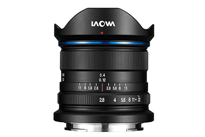 Venus Optics Laowa 9mm f/2.8 Zero-D
